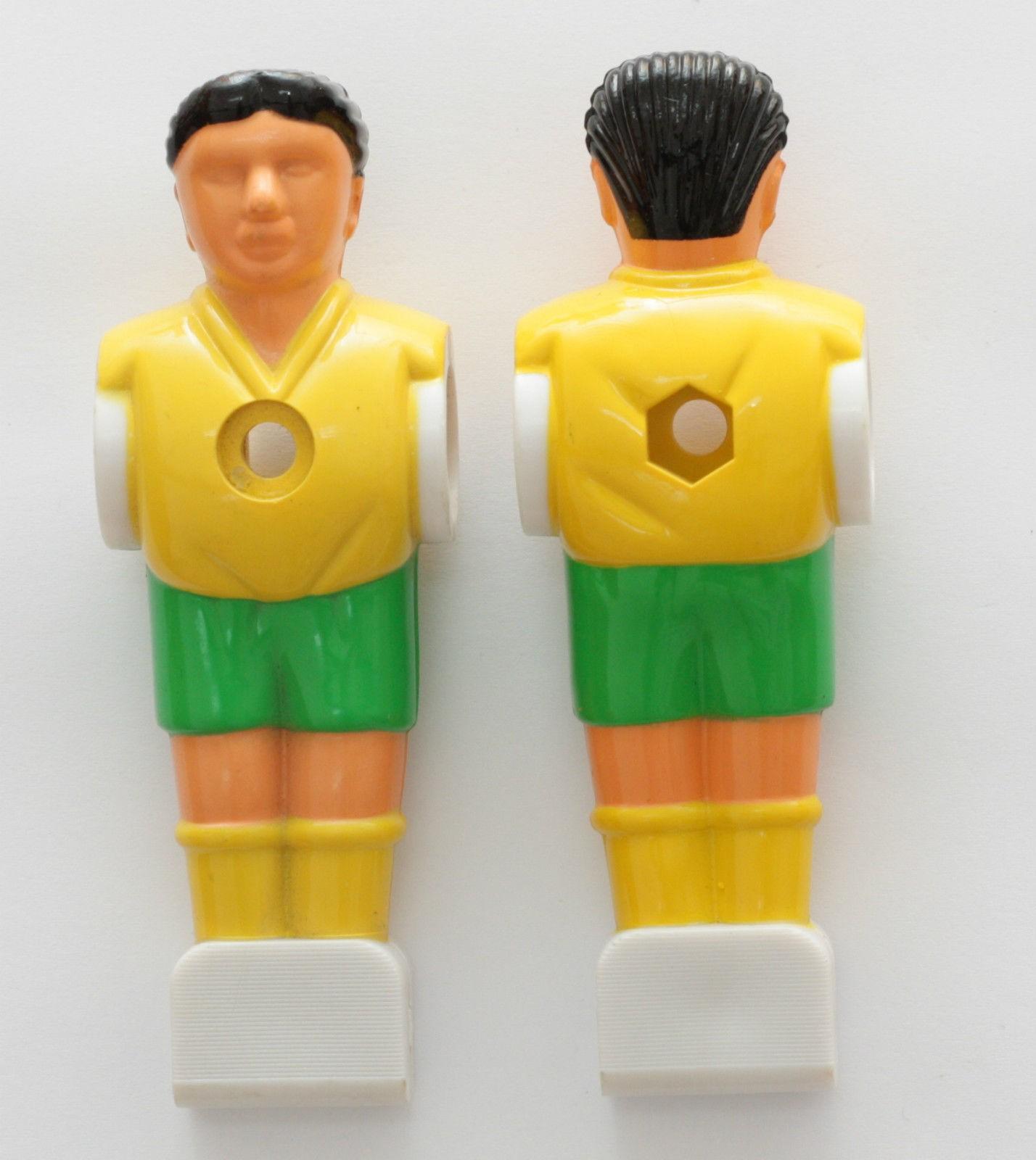 Spieler gelb/ grün